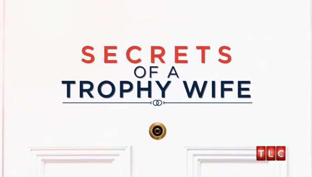 What is the definition of a trophy wife